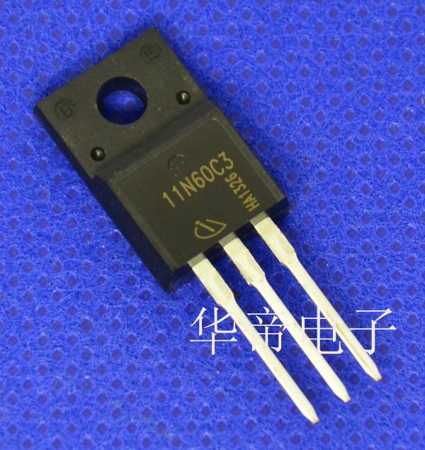 SPA11N60C3英飞凌MOS管11N60C3适配器电源