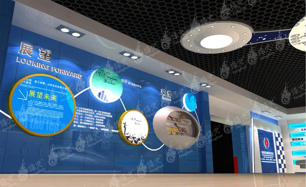 成都西博会展馆策划设计 制作施工 成都烽火