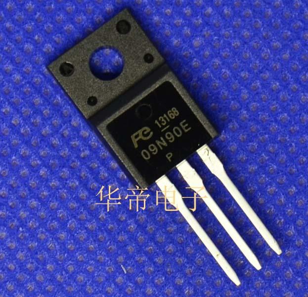 FMV09N90E富士场效应MOS管适配器LED电源