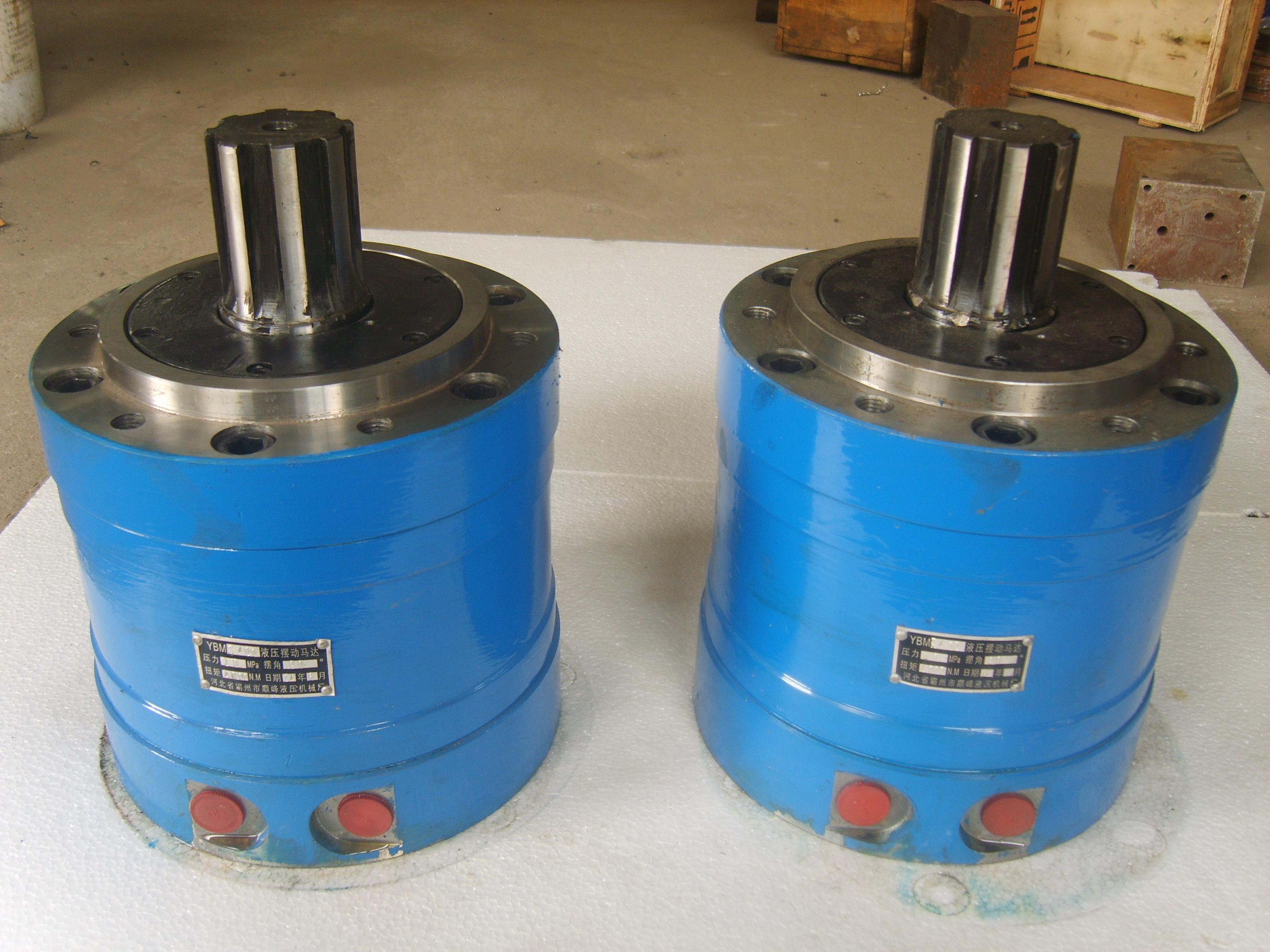 液压摆动马达-霸州市顺峰液压机械厂