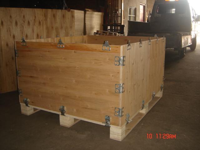 台州哪里买厂家直销免熏蒸无钉木箱