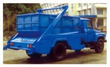 RS-东风140型垃圾摆臂车