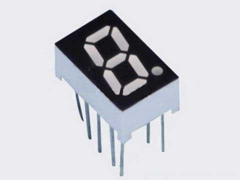 LED数码管 泉州LED数码管厂家 LED数码管厂家