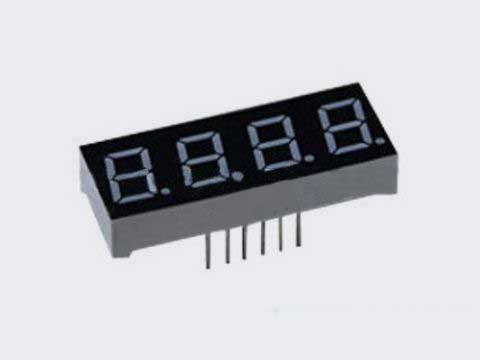 0.31英寸数码管 LED数码管