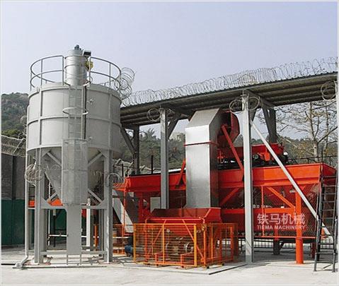 山西混凝土搅拌站安装|铁马机械提供好的混凝土搅拌站
