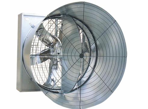 拢风筒(喇叭口)风机