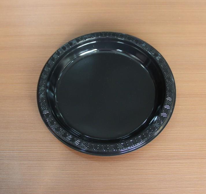 生产一次性塑料餐碟
