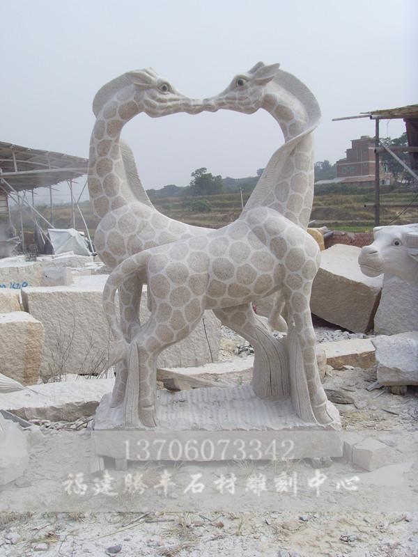 惠安动物雕刻 惠安石雕 福建石雕动物厂家 惠安大象石
