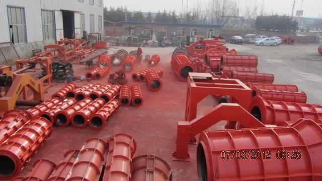 水泥涵管机械价格-价格优惠的水泥制管模具哪里有卖