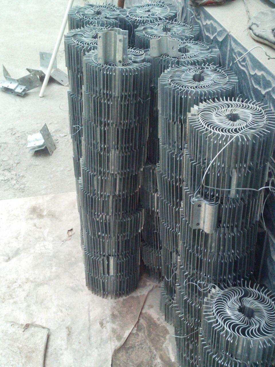 温室大棚专用四孔压板