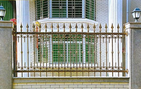 复古欧式围栏图片