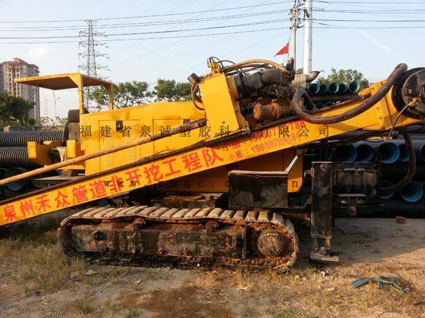 泉州实惠的水平钻非开挖拉管工程哪里买:南平非开挖工程