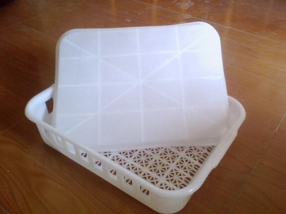 食用菌塑料筐
