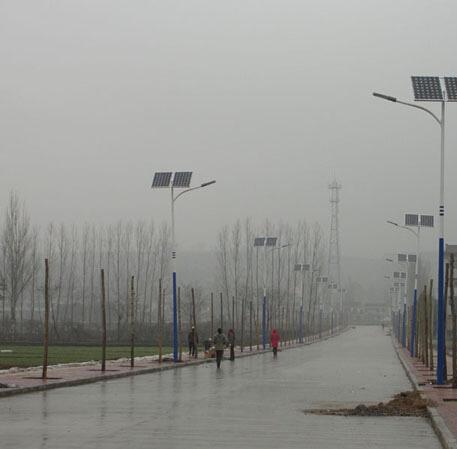 朗坤照明为您讲解兰州太阳能路灯安装要求