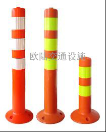 鋼管警示柱 PVC警示柱 PU警示柱