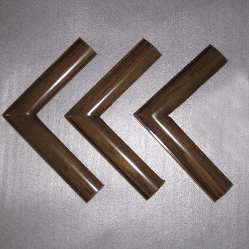 菏泽红木画框-潍坊可靠的圆角国画框经销商