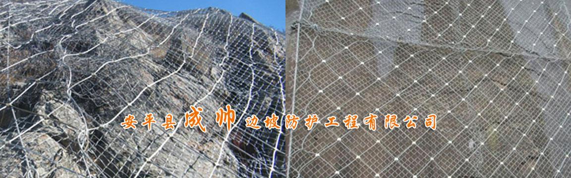 安平县成帅边坡防护工程有限公司