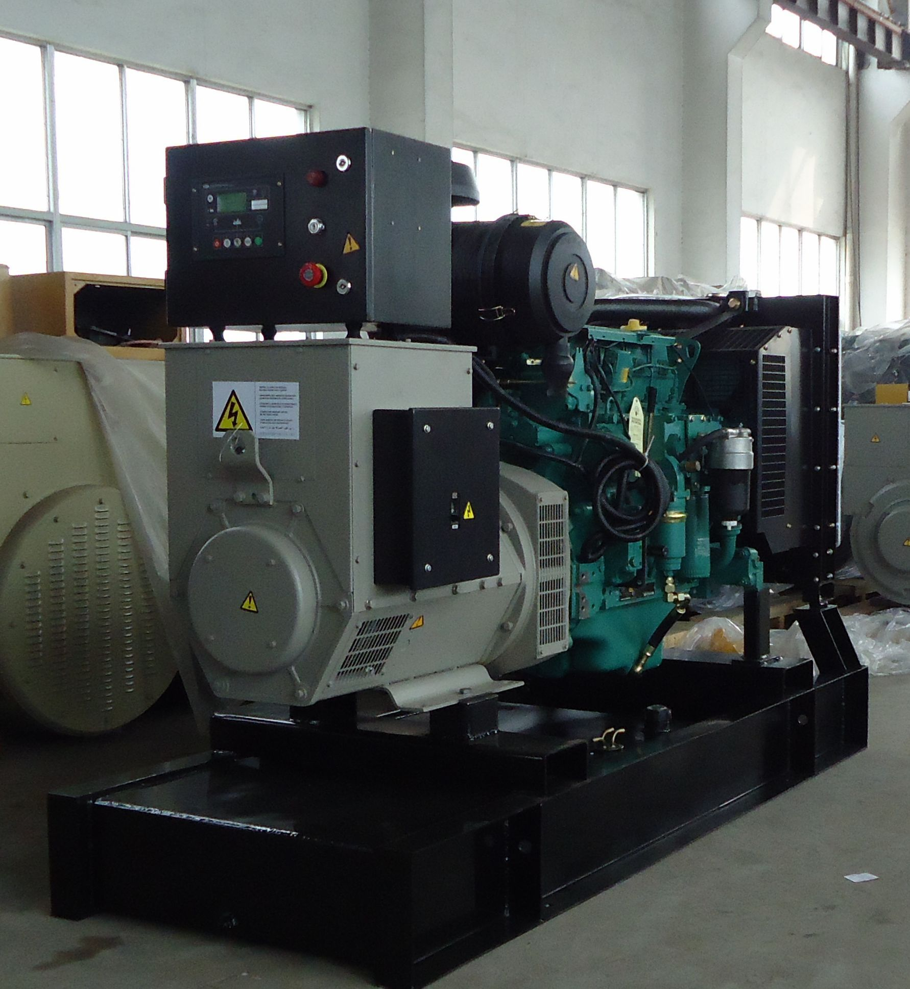 飛達-沃爾沃系列柴油發電機組價位|怎樣才能買到實惠的沃爾沃柴油發電機組200KW