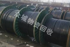 青岛电缆回收厂家|信誉好的【电缆回收】哪里有