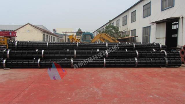 水泥电杆设备_恒林建材提供好的水泥电杆模具