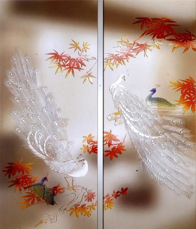 艺术玻璃生产