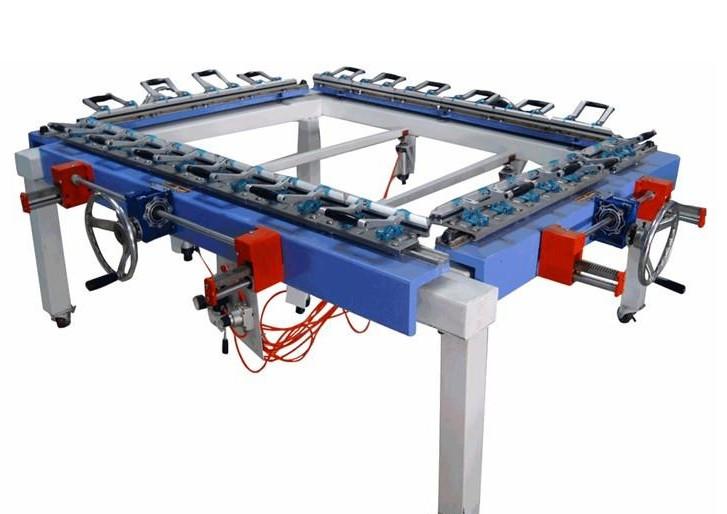 纺织机械厂家_质量好的平网绷框机出售