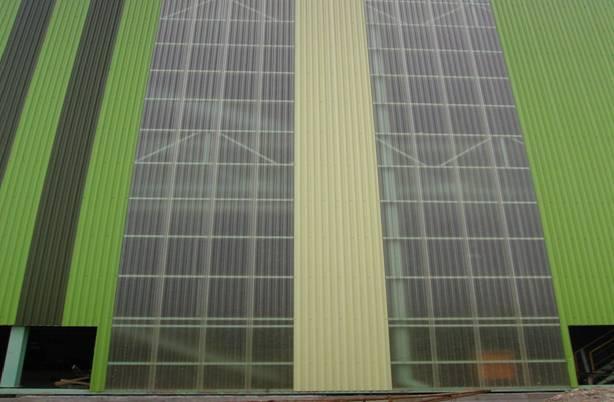 河南FRP采光板厂家  祥龙玻璃钢