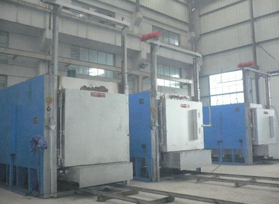 河南种类齐全的井式炉提供商  开封华能电炉