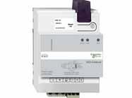 先进的施耐德KNX/EIB照明控制电源模块推荐 智能家居高端品牌供应