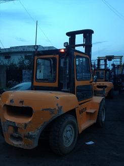 杭州7吨叉车