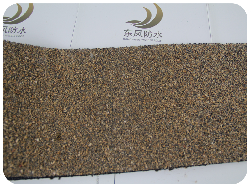 SBS弹性体改性沥青防水卷材黄砂