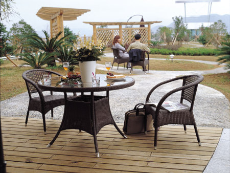 户外木家具//户外木桌椅供应 100%绿色环保