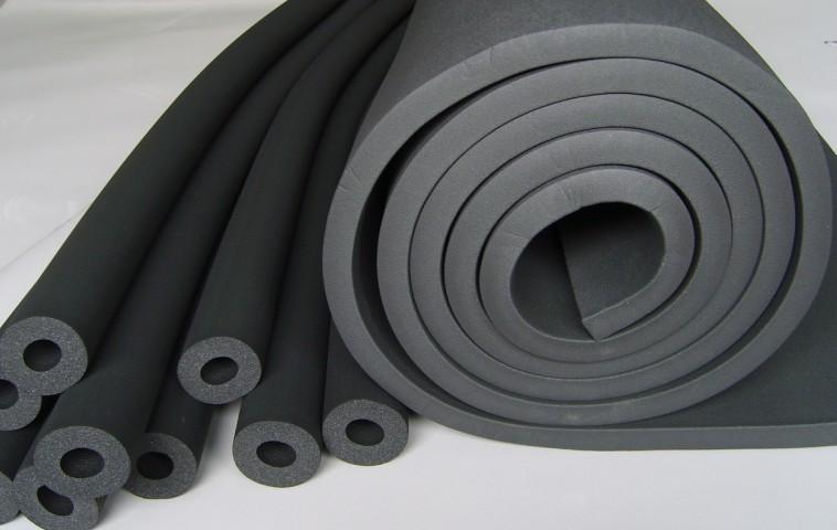 珠海金威橡塑保温材料、珠海金威橡塑板