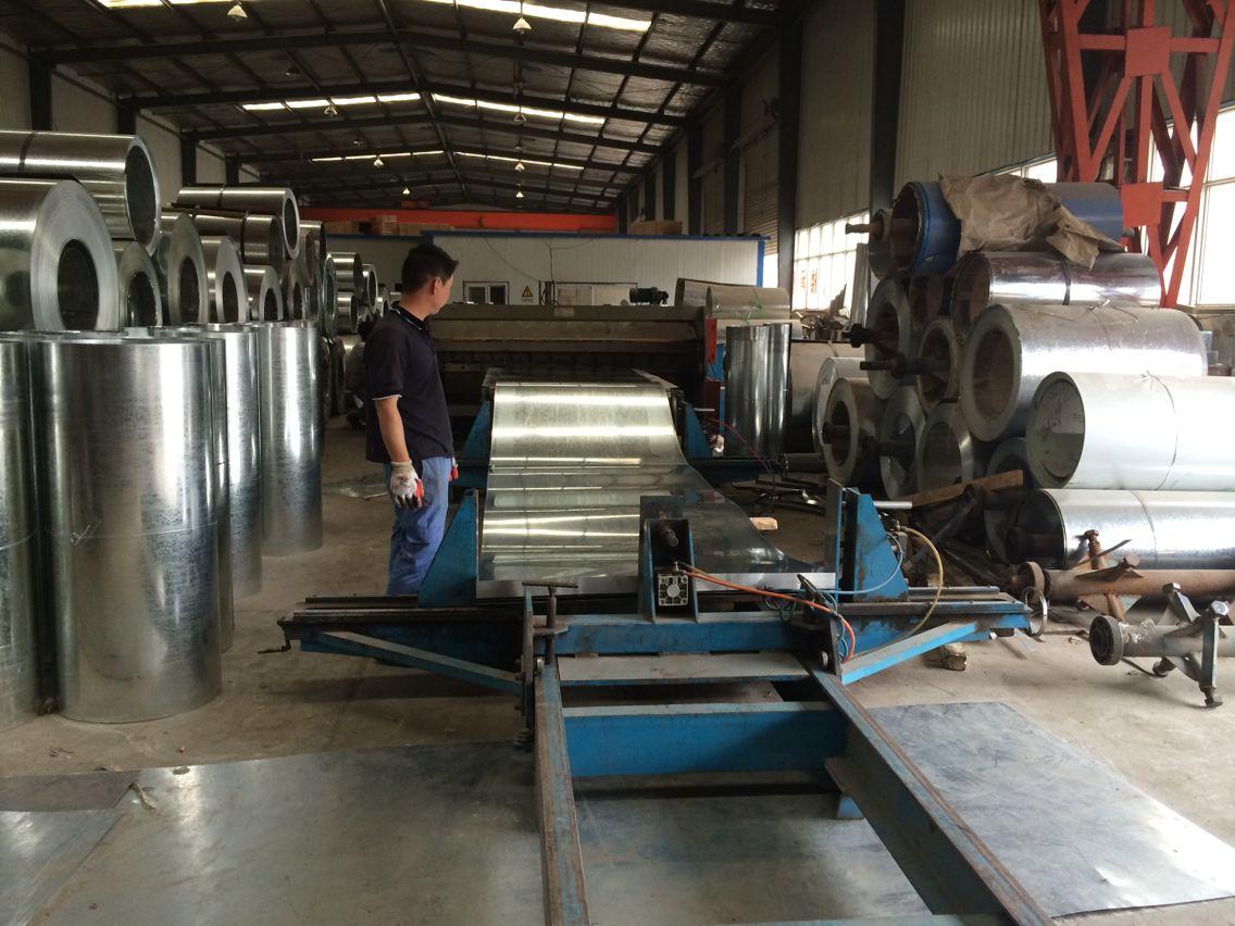郑州镀锌板生产厂家