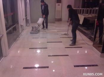 地板打蜡公司——称心的地板打蜡首选荣雄保洁