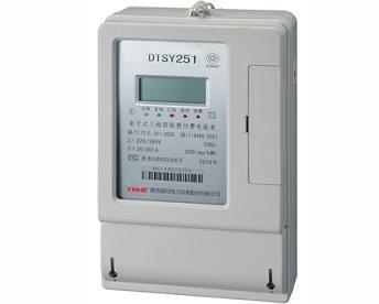 中国西安银河电表|销量好的银河DDSY251电表公司