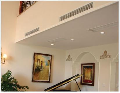 空調美的家庭中央空調-西安哪里能買到實惠的美的酒店專用中央空調