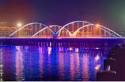 福州LED城市亮化夜景 福州LED夜景亮化工程