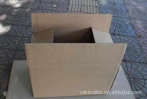 性价比高的黄皮纸箱定做当选腾欣达包装 长泰飞机盒批发