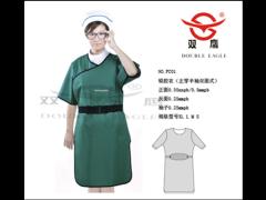 山东著名商标铅胶衣厂家|哪里有价格适中的铅胶衣(正穿半袖双面式)