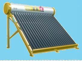 蘭州太陽能熱水器廠家告知大家熱水器常見的故障與解決方法