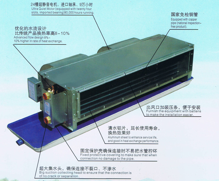 西安格力空调移机信息-质量可靠的的格力中央空调配件推荐