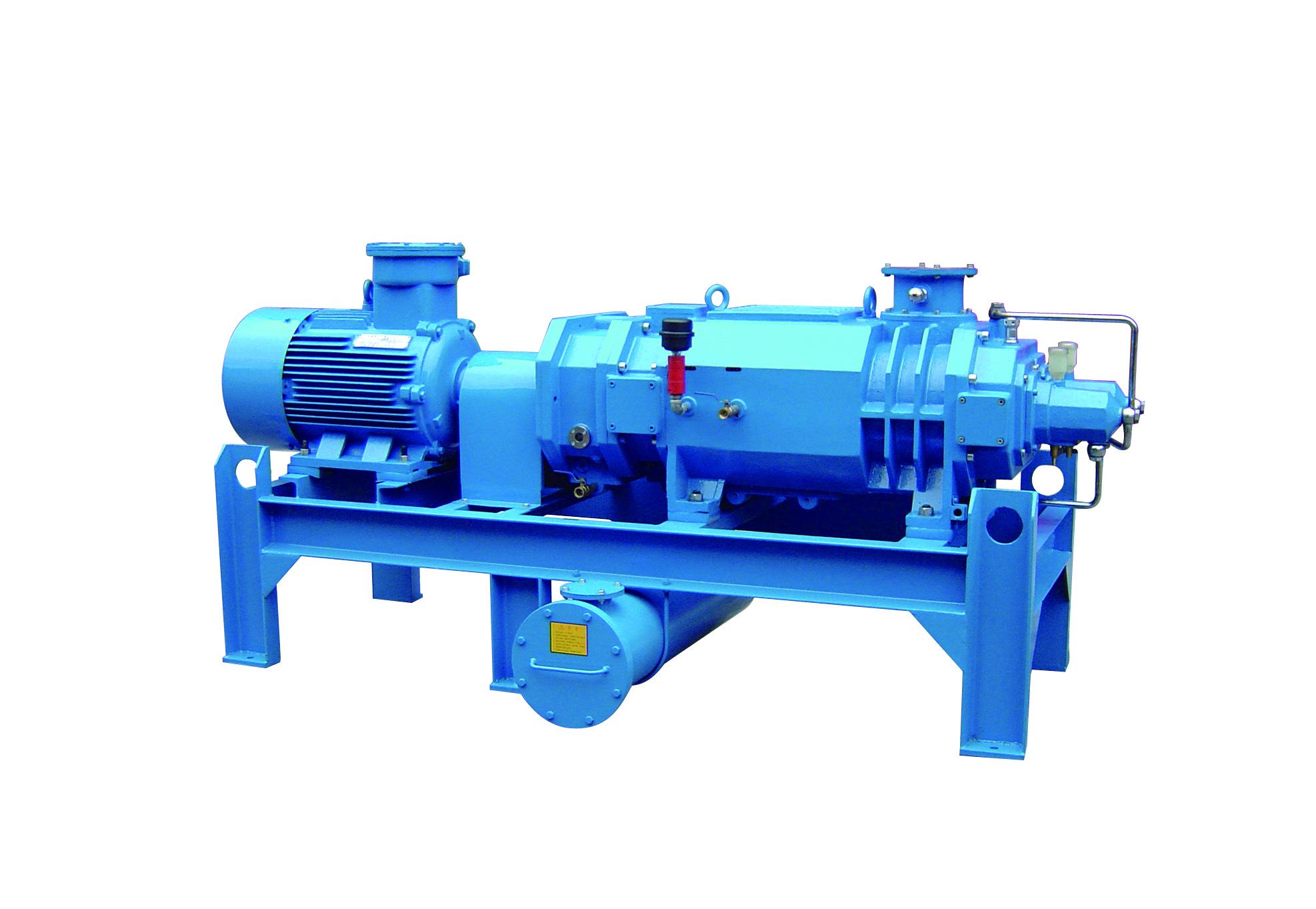 螺杆泵专业供应商 螺杆真空泵加工星光真空