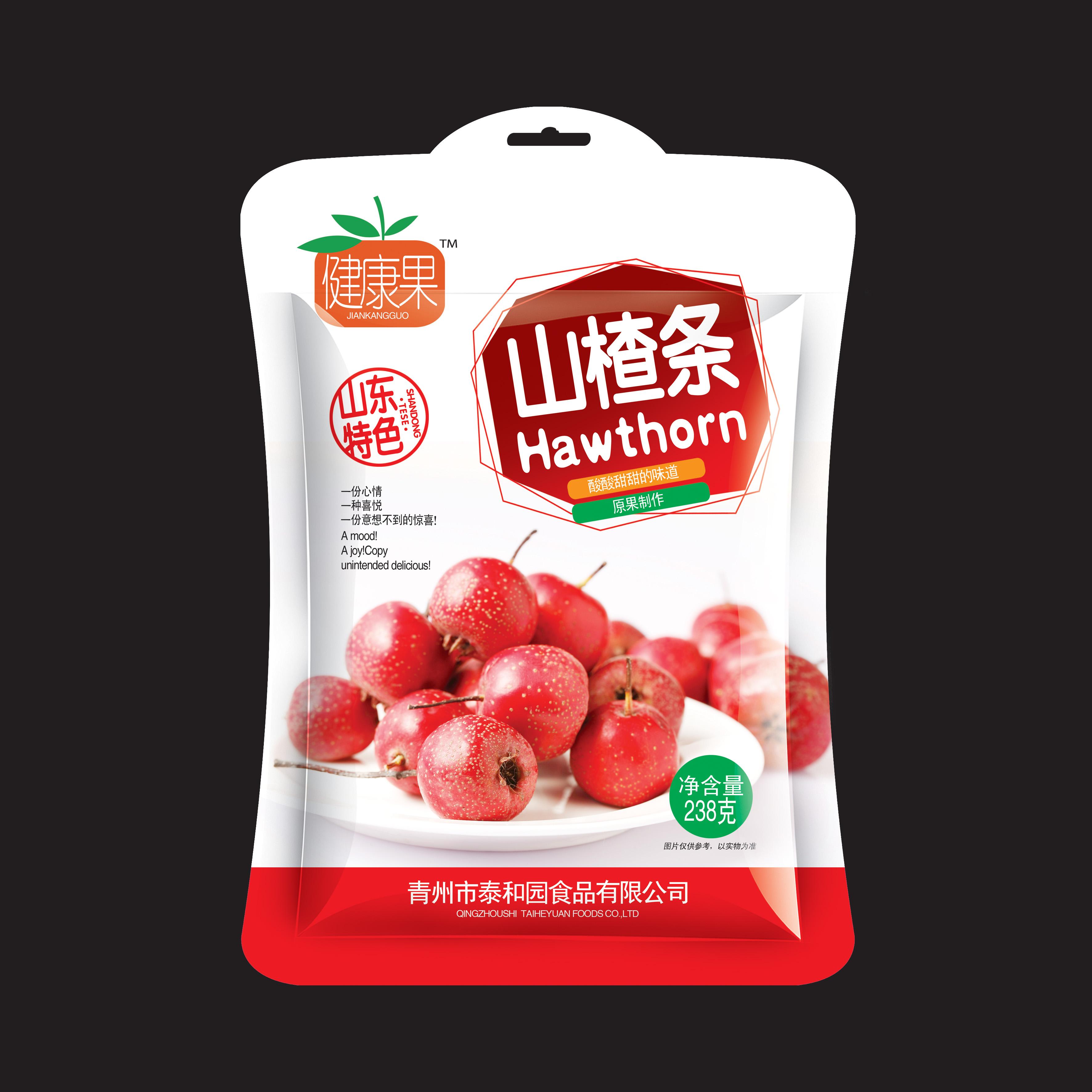 山楂片厂家|泰和园食品-知名的山楂果品供货商