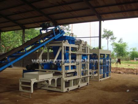 供应出口非洲各种制砖机,厂家直销,性价比高