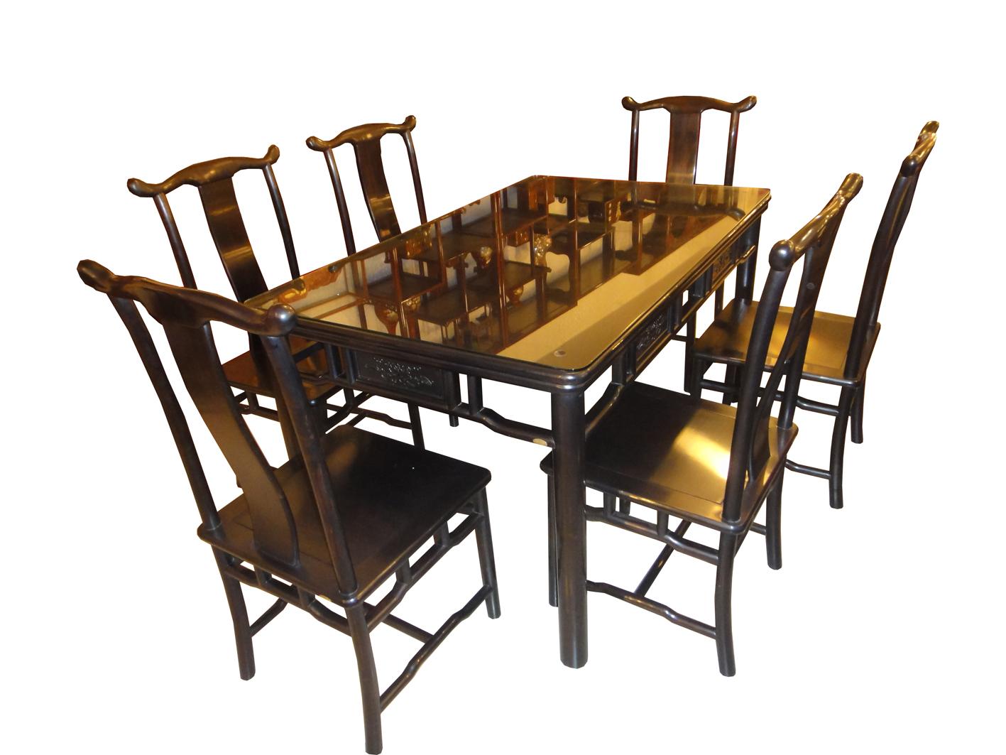 买好用的高档黑酸枝餐桌,首要选择博美红木_黑酸枝餐桌