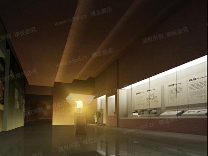 四川军史馆展览设计 四川军史馆展览制作 博达