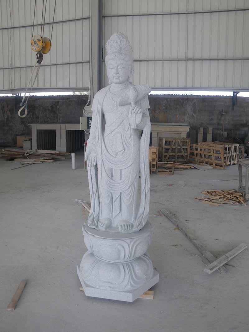 寺廟古建 人物雕刻 石雕佛像 觀音石雕 如來石雕