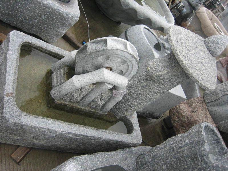 组合流水喷泉石雕批发-想买划算的组合流水喷泉石雕,冠艺石材是您不二选择