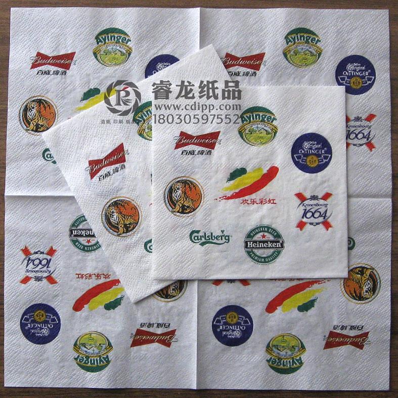 成都優質的成都印花紙巾最低報價——成都印花紙巾
